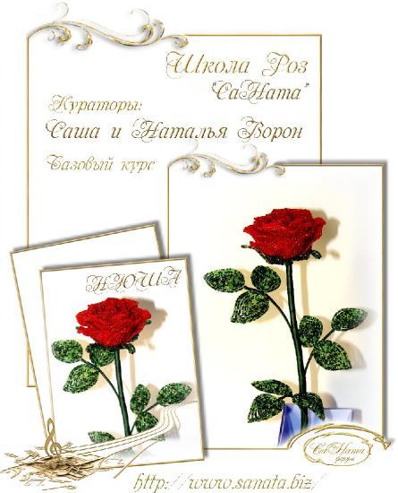 Школа Роз. Выпуск Базового курса Bfd38656537c336305e042a20dc2f50e