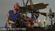 Танкистка (Девушка-танк, Девушка на танке) (1995) HDTVRip (720p)