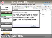 Ultra Adware Killer 1.5.0.0 - уберет лишние панели инструментов