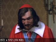 Д`Артаньян и три мушкетёра (1979) DVDRip