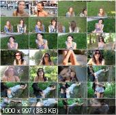 PickupFuck - Myra - Peek Girls First Real Outdoor Sex [HD 720p]