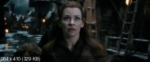 ������: ����� ���� ������� / The Hobbit: The Battle of the Five Armies (2014) BDRip-AVC | DUB | ��������