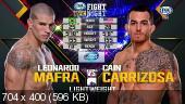 Смешанные единоборства. MMA. UFC Fight Night 62: Maia vs. LaFlare (Preliminary Card + Main Card) [21.03] (2015) HDTVRip