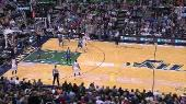 ���������. NBA 14/15. RS: Minnesota Timberwolves @ Utah Jazz [23.03] (2015) WEB-DL 720p | 60 fps