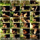 TeenDorf - Karolina - Hot Fucking For A Walk In The Woods [FullHD 1080p]