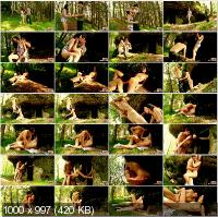 TeenDorf - Karolina - Hot Fucking For A Walk In The Woods [FullHD 1080p]