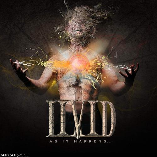 LiViD - As It Happens (2015)
