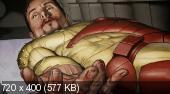 �������� �������: ��������� / Iron Man: Extremis [1 �����] (2010) DVDRip   Sub