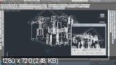 Максим Федоров. Архитектурное 3d моделирование в AutoCAD (2014) Видеокурс