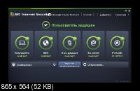 AVG AntiVirus 2015 15.0.5863 [Multi/Ru]