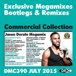 VA - DMC Commercial Collection 390 - July Release (2015)