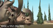 Ледниковый период: Квадрология / Ice Age: Quadrilogy (2002-2012) (BDRip-AVC) 60 fps