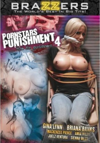 Pornstars Punishment # 4 / Hаказание порнозвезд 4 (2011)
