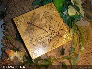 Самодельное покрывное средство для древесины от fljuida. Eb948ba59e45b666e9d9d2f1c600c4a1