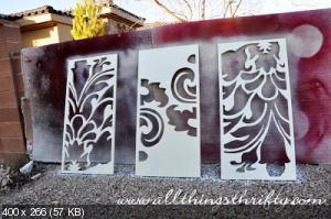 Декоративное оформление стен  F052e0fac9c6cc44ac10453cf3c49f01