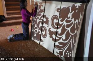 Декоративное оформление стен  7c3f54dfe4034ffd8ea610e7b38aae30