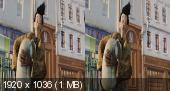 Монстр в Париже / Un monstre a Paris (Бибо Бержерон) [2010, мультфильм, фэнтези, комедия, приключения, музыка, 3D (HSBS) / BDRip (1080p) Горизонтальная анаморфная