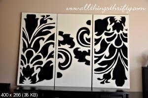 Декоративное оформление стен  897958ec48ddc73daa37ba87457223e6