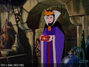 ���������� � ���� ������ / Snow White and the Seven Dwarfs (1937) BDRip �� HQ-ViDEO | DUB