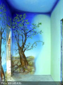 Декоративное оформление стен  47c9477b3eb1f6590ba4b2b1eb4eab07