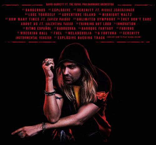 David Garrett - Explosive (2015) Deluxe