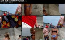 Collegefuckparties - Real Sex Party On The Sunny Beach, Part 3.