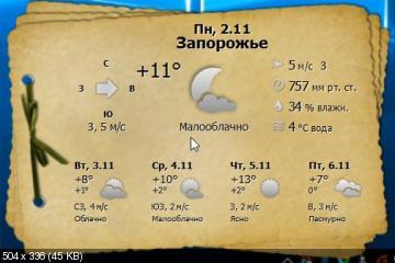 Gis Weather 0.7.8