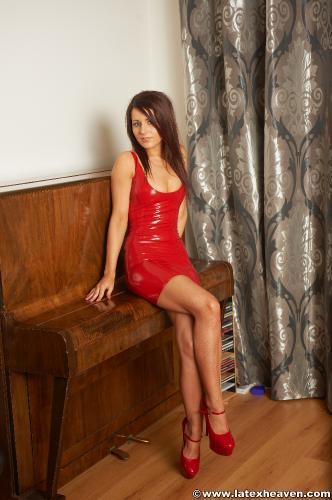 L'il Red Dress - Lana