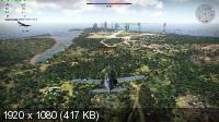 War Thunder: Дорога славы (2012) PC {обновление от 07.08.2016, v.1.61.1.37}