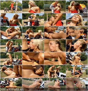 Christina - Christina Gets Fucked By A Biker [ClubSevenTeen] (SD|MP4|462 Mb|2010)