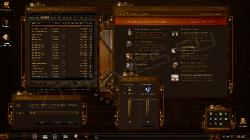 Тема для WIndows 7 - Chrononaut: A Steampunk Fantasy