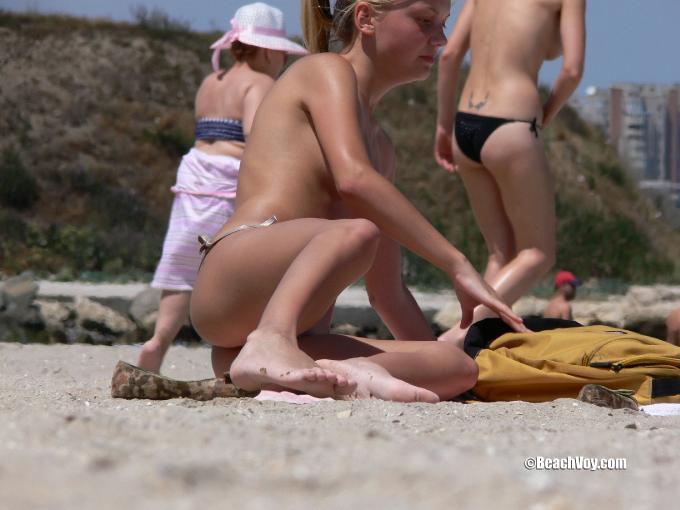 душевые на пляже подсмотренное