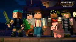 Minecraft: Story Mode - A Telltale Games Series. Episode 1-4 (2015/RUS/ENG/Multi/License/PC)