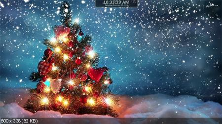 Daynature New Christmas ScreenSaver 6.5.7775