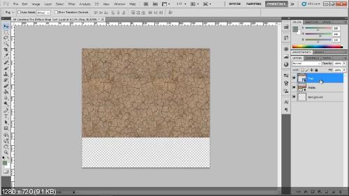 [3DMotive] Texture Creation In Photoshop [ENG-RUS]