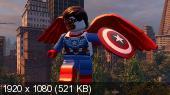 LEGO Marvel's Avengers (2016/RUS/ENG/MULTi10)
