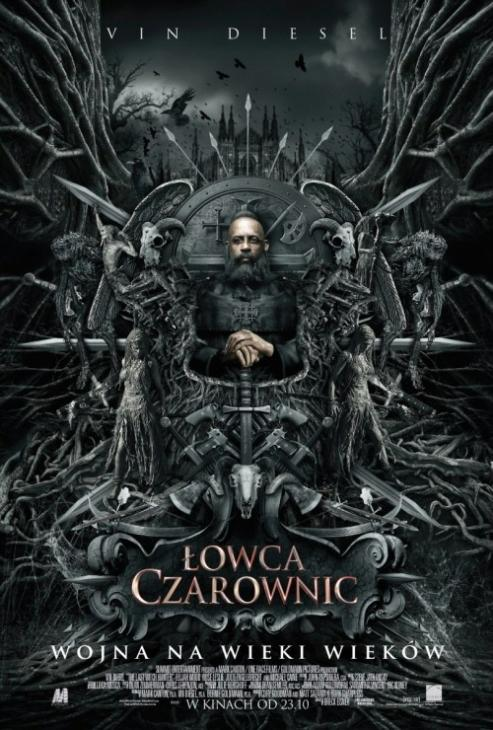 �owca czarownic / The Last Witch Hunter (2015) PL.720p.BDRiP.XViD.AC3-K12 / Lektor PL